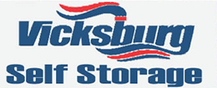 Vicksburg Self Storage Logo
