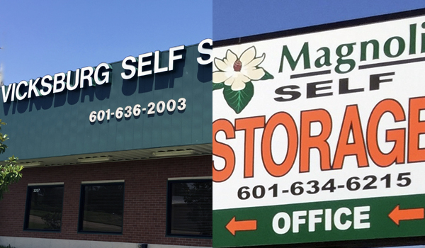 Vicksburg Self Storage